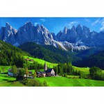 Puzzle  Schmidt-Spiele-58200 St. Magdalena, Südtirol