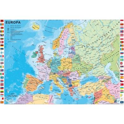 Puzzle Schmidt-Spiele-58203 Die Staaten Europas