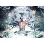 Puzzle  Schmidt-Spiele-58212 Traum im Universum