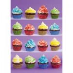Puzzle  Schmidt-Spiele-58217 Cupcakes-Spaß