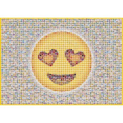 Puzzle Schmidt-Spiele-58220 Emoticon