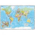 Puzzle  Schmidt-Spiele-58289 Die Welt