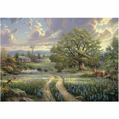 Puzzle Schmidt-Spiele-58461 Thomas Kinkade: Country Living