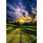 Puzzle  Schmidt-Spiele-59316 Phil Koch, Sommerspaziergang