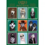 Puzzle  Schmidt-Spiele-59344 Pets Rock, Kino