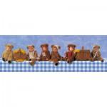 Puzzle  Schmidt-Spiele-59360 Anne Geddes: Teddybären- Picknick