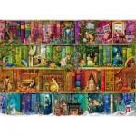 Puzzle  Schmidt-Spiele-59377 Aimee Stewart - Zurück in die Vergangenheit