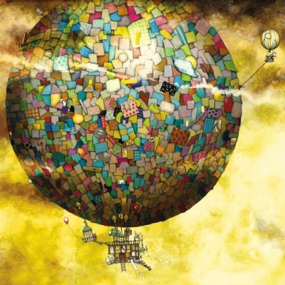 Puzzle Schmidt-Spiele-59400 Phantastische Ballonfahrt