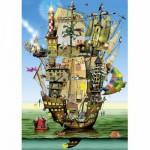 Puzzle  Schmidt-Spiele-59403 Colin Thompson: Arche Noah