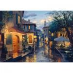 Puzzle  Schmidt-Spiele-59563 Evgeny Lushpin - Magische Abendstimmung