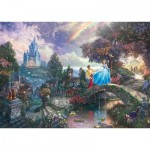 Puzzle   Thomas Kinkade - Cinderella