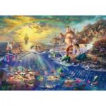 Puzzle   Thomas Kinkade - Kleine Meerjungfrau