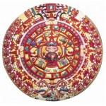 Puzzle   Azteken-Kalender, 1479