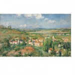 Puzzle   Camille Pissarro, 1867