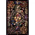 Puzzle-Michele-Wilson-A114-150 Puzzle aus handgefertigten Holzteilen - Florentinisches Mosaik aus dem 17. Jahrhundert