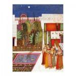 Puzzle-Michele-Wilson-A190-500 Puzzle aus handgefertigten Holzteilen - Mongolische Schule