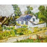 Puzzle  Puzzle-Michele-Wilson-A218-1500 Vincent van Gogh: Haus in Auvers