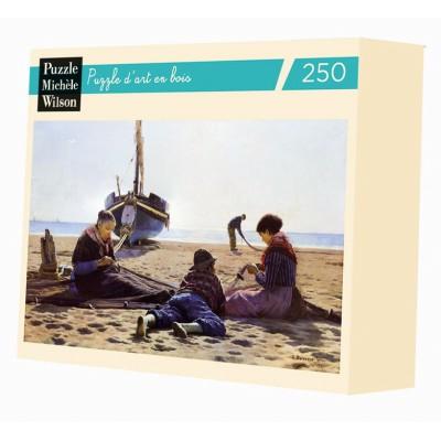 Puzzle-Michele-Wilson-A221-250 Holzpuzzle - Dyonis Baixeras: Glücklichsein