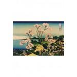 Puzzle-Michele-Wilson-A245-500 Puzzle aus handgefertigten Holzteilen - Hokusai: Goten Hill