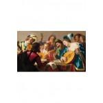 Puzzle-Michele-Wilson-A250-650 Puzzle aus handgefertigten Holzteilen - Gerrit van Honthorst: Das Konzert