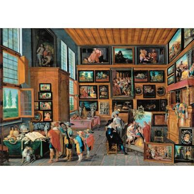 Puzzle-Michele-Wilson-A265-650 Puzzle aus handgefertigten Holzteilen - Jordaens: Art Gallery