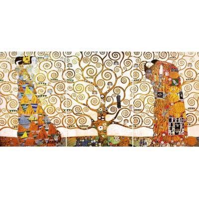 Puzzle-Michele-Wilson-A356-5000 Puzzle aus handgefertigten Holzteilen - Klimt