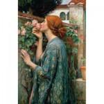 Puzzle-Michele-Wilson-A362-150 Puzzle aus handgefertigten Holzteilen - Die Seele der Rosen