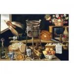 Puzzle-Michele-Wilson-A498-750 Puzzle aus handgefertigten Holzteilen - Jacques Linard