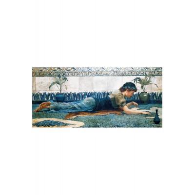 Puzzle-Michele-Wilson-A823-350 Puzzle aus handgefertigten Holzteilen - Hale
