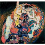 Puzzle-Michele-Wilson-A903-150 Puzzle aus handgefertigten Holzteilen - Gustav Klimt: Die Jungfrau
