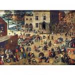 Puzzle-Michele-Wilson-A904-1200 Puzzle aus handgefertigten Holzteilen - Brueghel: Die Kinderspiele