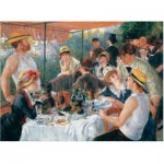 Puzzle-Michele-Wilson-C35-250 Puzzle aus handgefertigten Holzteilen - Renoir: Das Frühstück der Ruderer