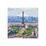 Puzzle-Michele-Wilson-Cuzzle-Z16 Holzpuzzle - Kollektion Paris: Himmel über Paris
