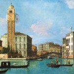 Puzzle-Michele-Wilson-Cuzzle-Z293 Puzzle aus handgefertigten Holzteilen - Canaletto: Kanal