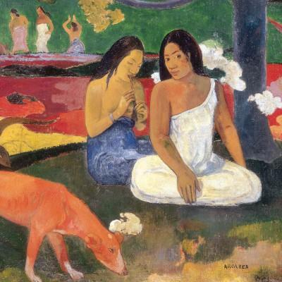Puzzle Puzzle-Michele-Wilson-Cuzzle-Z358 Gauguin Paul: Arearea