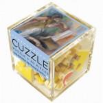 Puzzle-Michele-Wilson-Cuzzle-Z48 Holzpuzzle - Würfel - Auguste Renoir: Mädchen am Klavier