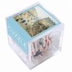 Puzzle-Michele-Wilson-Cuzzle-Z82 Holzpuzzle - Camille Pissarro: Avenue de l'Opéra