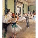 Puzzle-Michele-Wilson-W015-50 Puzzle aus handgefertigten Holzteilen - Degas: Die Tanzstunde