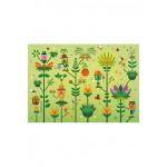Puzzle  Puzzle-Michele-Wilson-W302-12 Guillaumit: Die Welt der Pflanzen