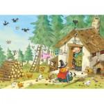 Puzzle-Michele-Wilson-W430-50 Holzpuzzle - Valérie Michaut: Liebe auf den ersten Blick