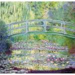Puzzle-Michèle-Wilson-A910-350 Puzzle aus handgefertigten Holzteilen - Monet: Die japanische Brücke