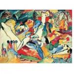 Puzzle   Vassily Kandinsky - Composition II, 1910