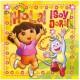 3 Puzzles - Dora die Entdeckerin