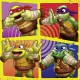 3 Puzzles - Ninja Turtles
