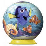 3D Puzzle - Finding Dory