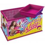 3D Puzzle - Girly Girls Edition - Aufbewahrungsbox Soy Luna