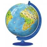 3D Puzzle - Globe in Italienisch