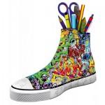 3D Puzzle - Sneaker Graffiti