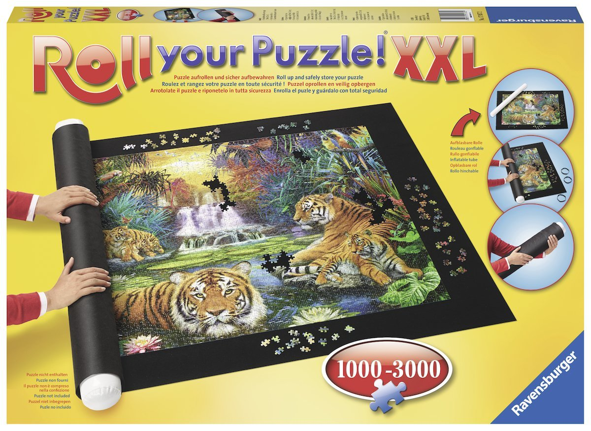 PuzzleTeppich  Roll your Puzzle! XXL 1000  3000 Teile