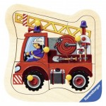 Puzzle  Ravensburger-03227 Feuerwehrauto